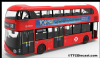 CORGI OM46607 New Bus for London  - Arriva London (Top Hat) - Route 38 Victoria **pre owned**